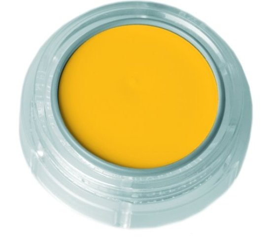 Grimas Fedtsminke Pure, Gulorange, 201, A1 (2,5 ml) Makeup