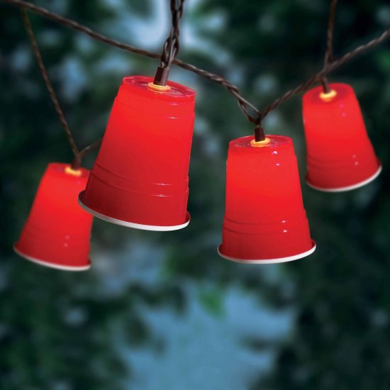 Red Cup Lyskaede Gadgets