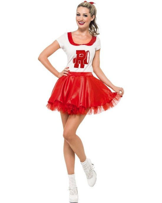 Grease: Sandy Cheerleader Kostumer