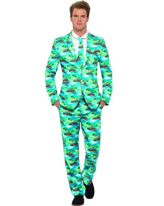 Cool Suit, Hawaii Kostumer