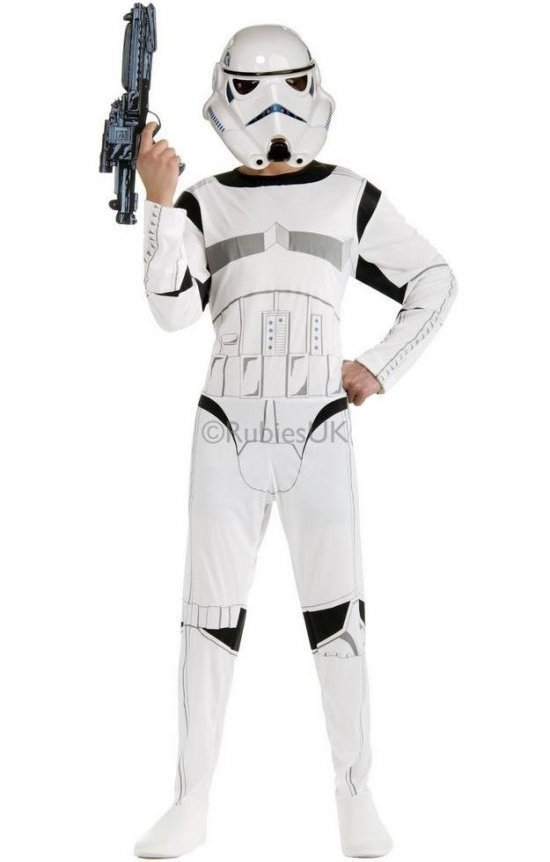 Star Wars: Stormtrooper kostume